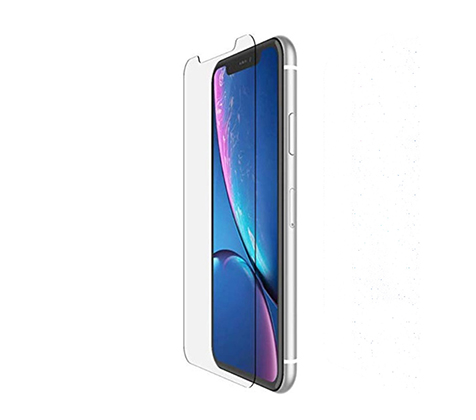 Ultra clear tempered glass for cell phone