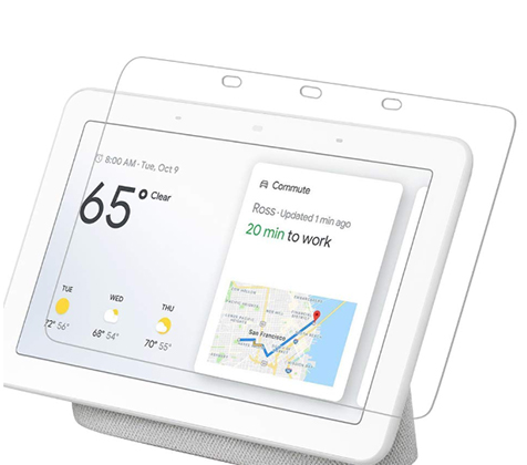 Smart home appliance screen protector
